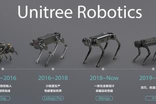对标波士顿动力,「宇树科技」打造多款高性能四足机器人