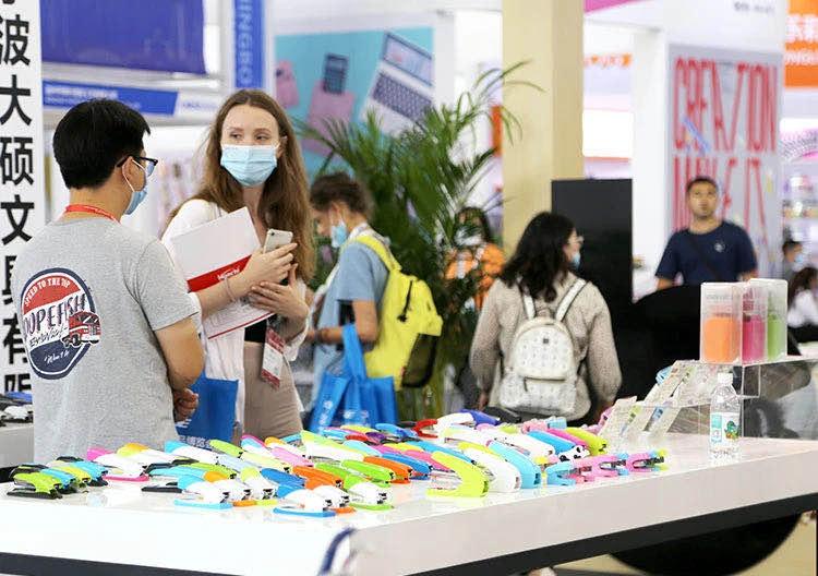 CNISE2021年第18届中国国际文具礼品博览会定档3月